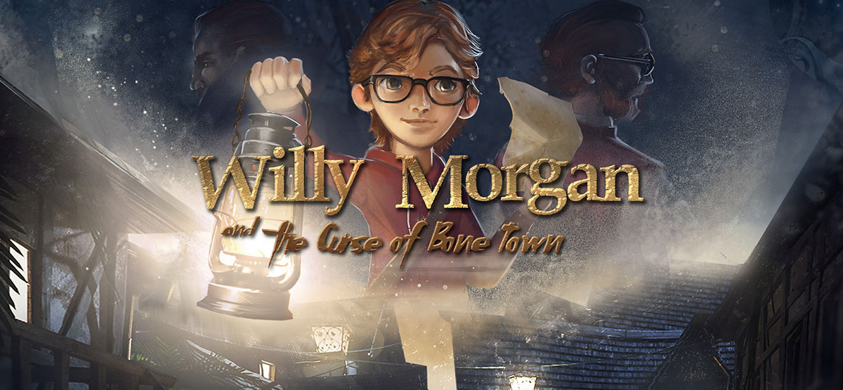 Willy Morgan and the Curse of Bone Town v1.0 - торрент