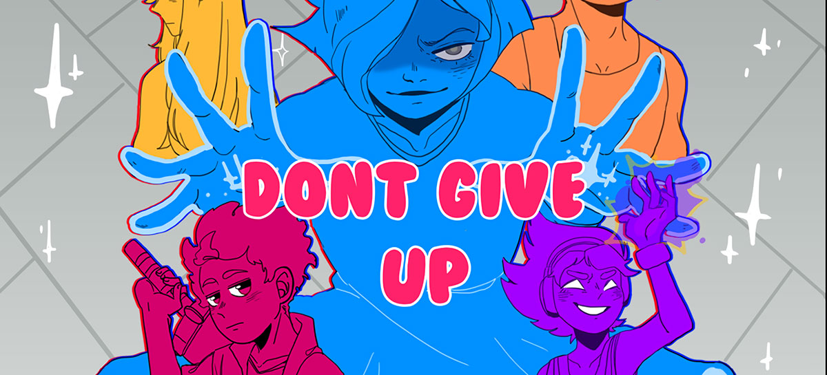 DON'T GIVE UP: A Cynical Tale Build 4463579 - торрент