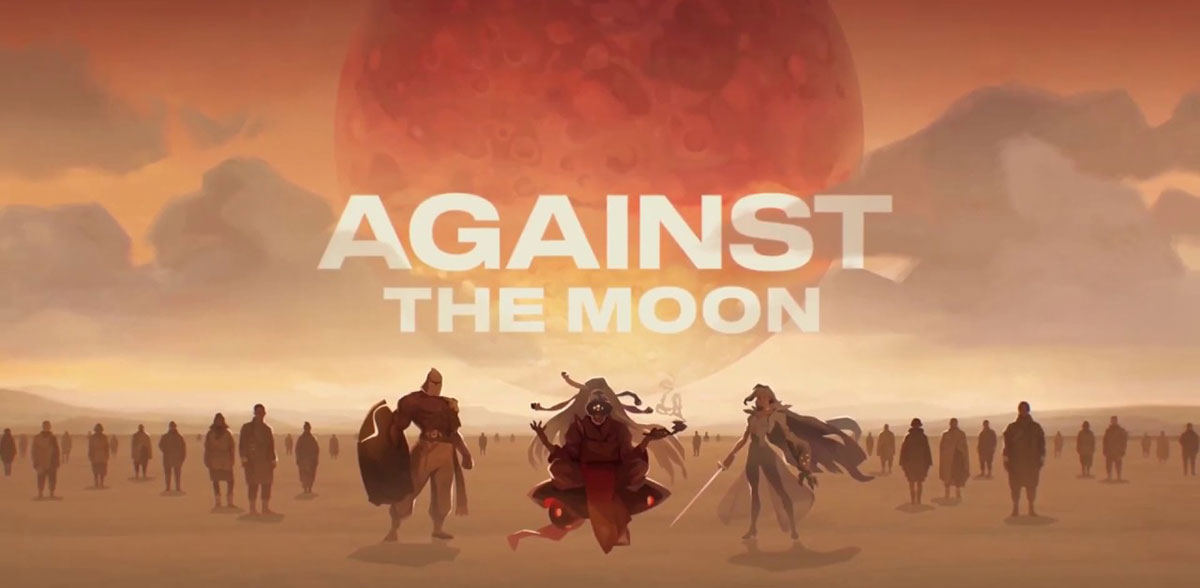 Against The Moon v147 - торрент