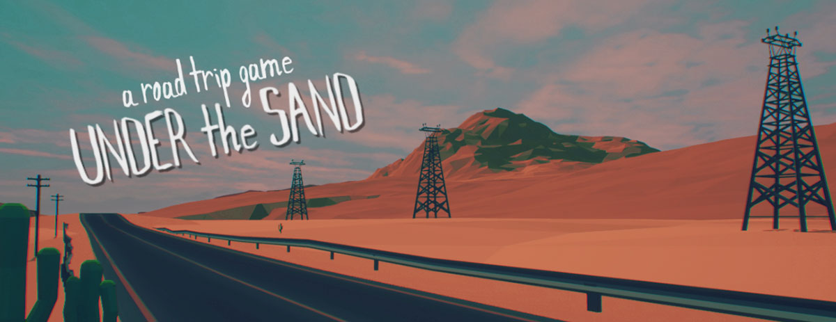 UNDER the SAND - a road trip game - торрент