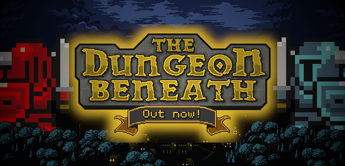 The Dungeon Beneath v1.0.4 - торрент