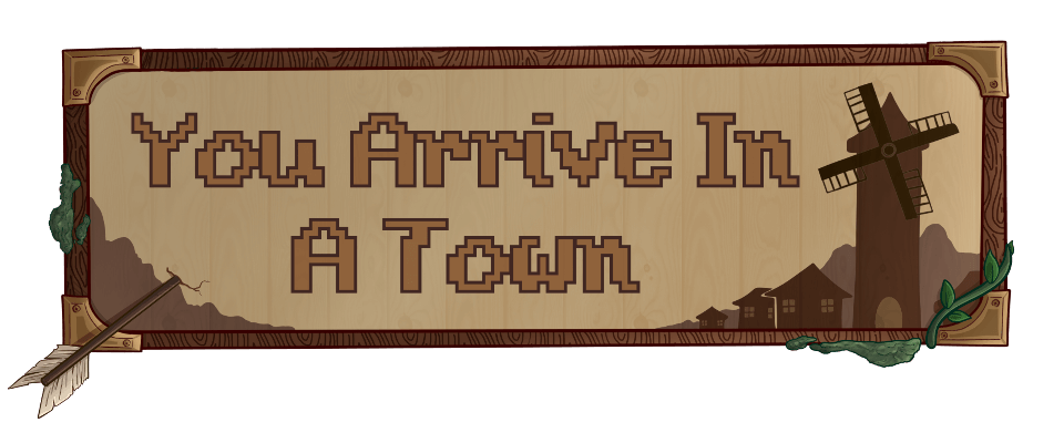 You Arrive in a Town v28.01.2021 - торрент